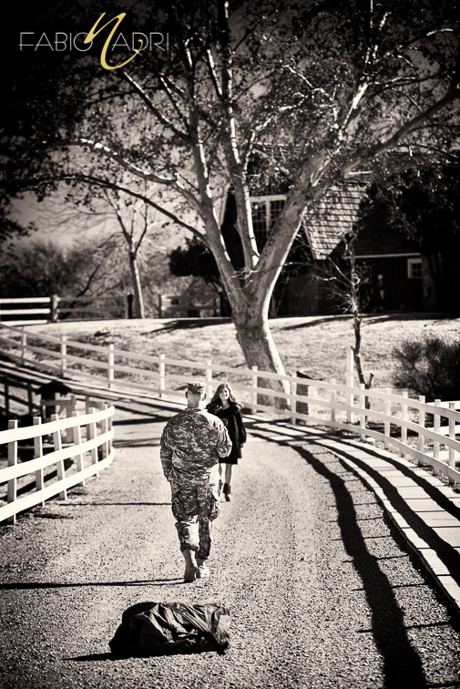 military engagement photos spring mountain ranch