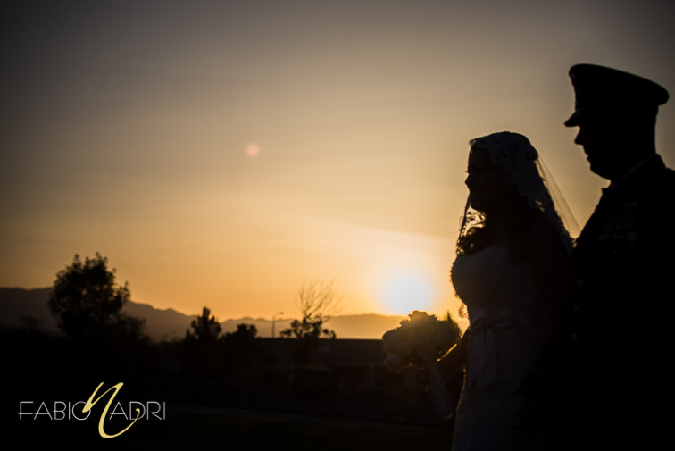 Sunset recessional Revere Golf Club