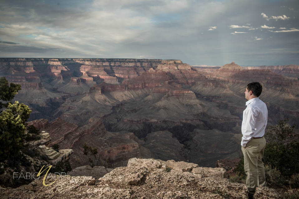 Grand Canyon portrait