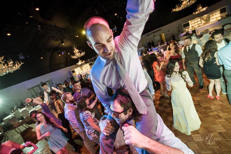 Veil pavilion dance floor