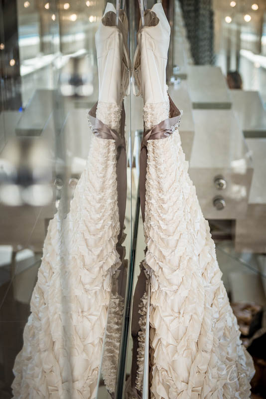 Ramona Keveza wedding gown