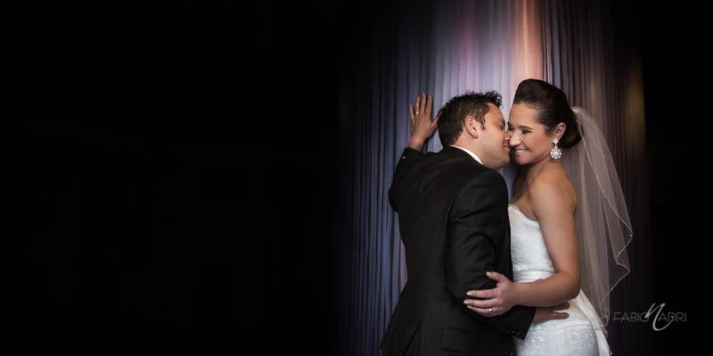 Bride groom MGM Grand