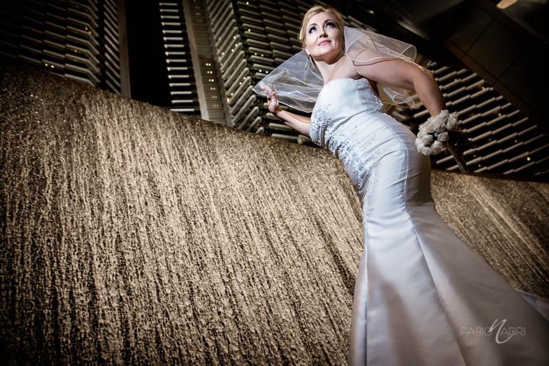 Bride portrait Aria