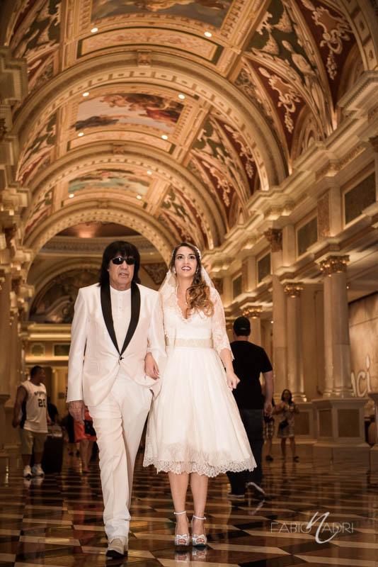 Bride Venetian Arch