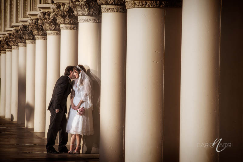 Bride groom photo Venetian