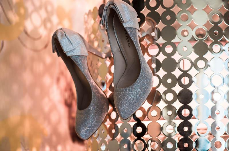 Bride shoes Laura Porto
