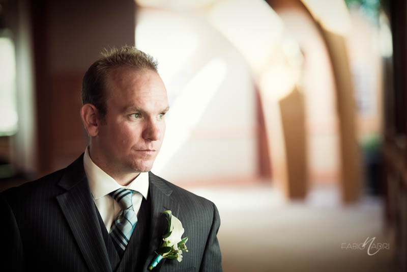 Las Vegas Country Club groom photo