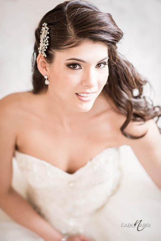 Bride photo La Venta Inn Wedding