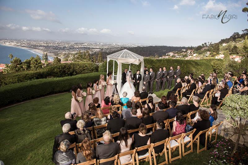 La Venta Inn Wedding ceremony site