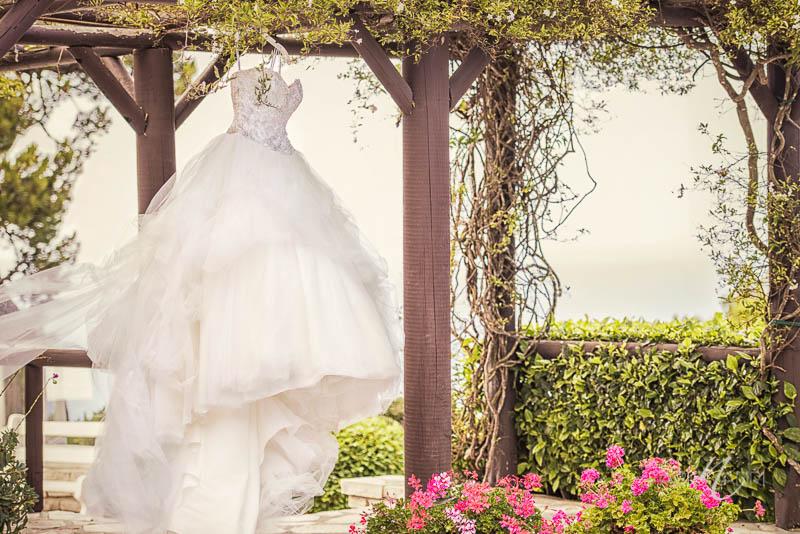 Fiori Couture bride gown La Venta Inn