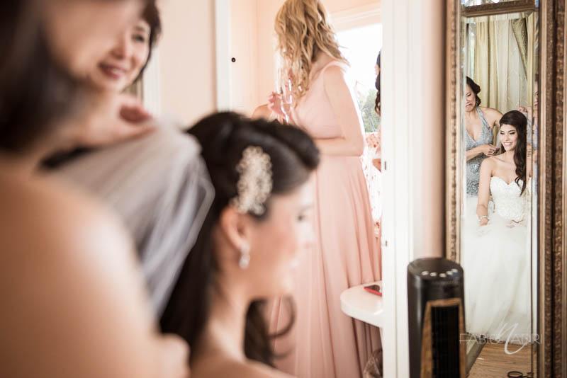 La Venta Inn Wedding bride photo