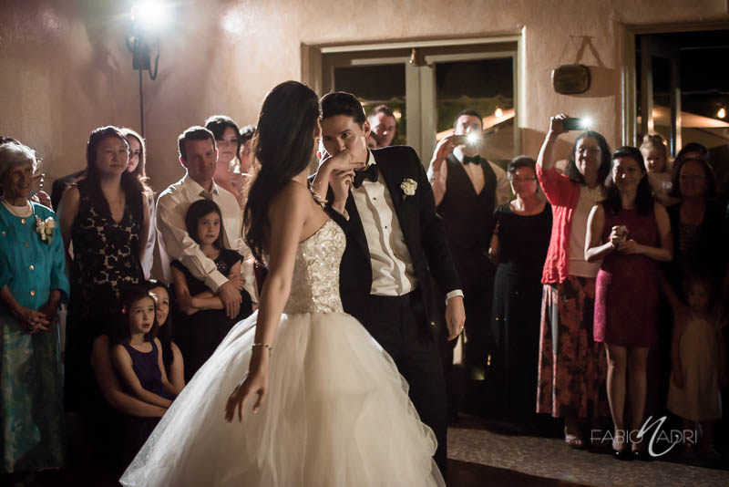 La Venta Inn first dance