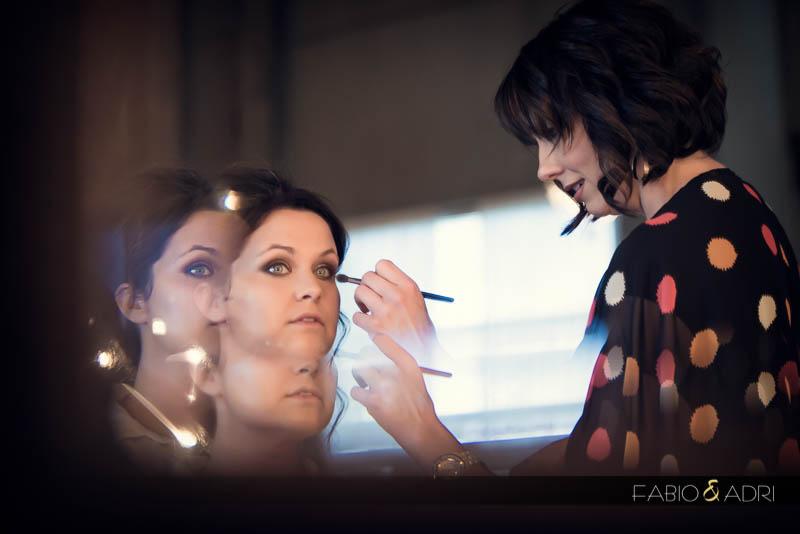 Hair makeup Platinum Entourage
