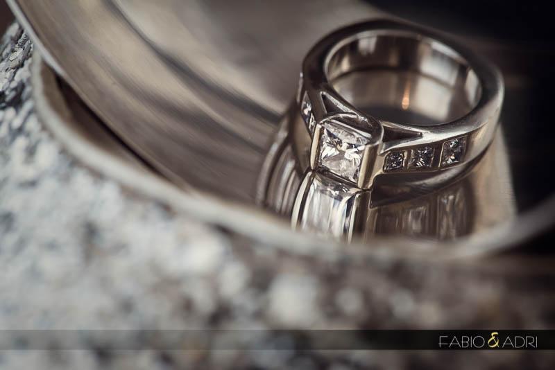 Engagement Ring Vdara Wedding