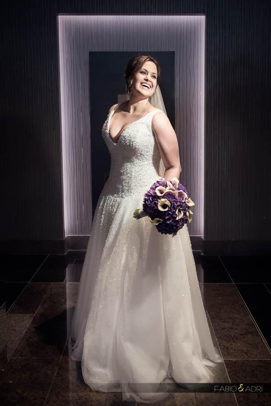 bride laughing photo Vdara