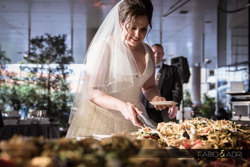 wedding nachos Vice Versa Vdara
