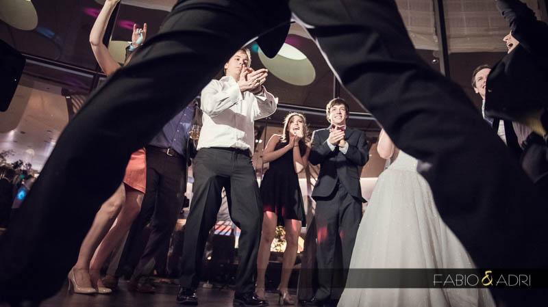 groom dancing Vice Versa Vdara