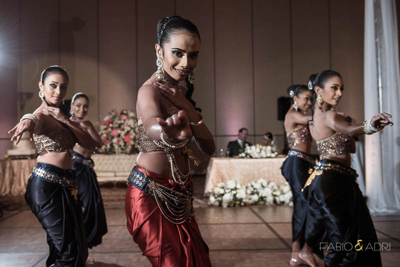 Las Vegas South Asian Wedding Channa Upuli