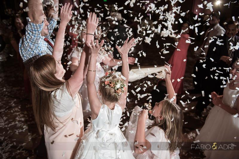 Las Vegas Wedding Confetti Photo Green Valley Ranch
