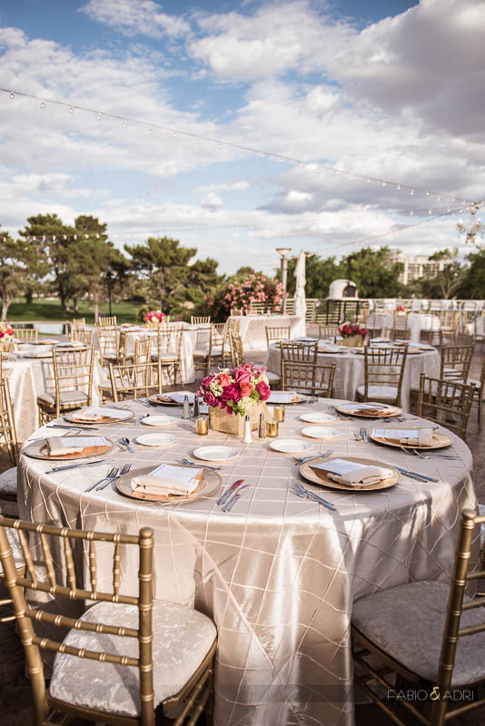 Casamento no Las Vegas Country Club