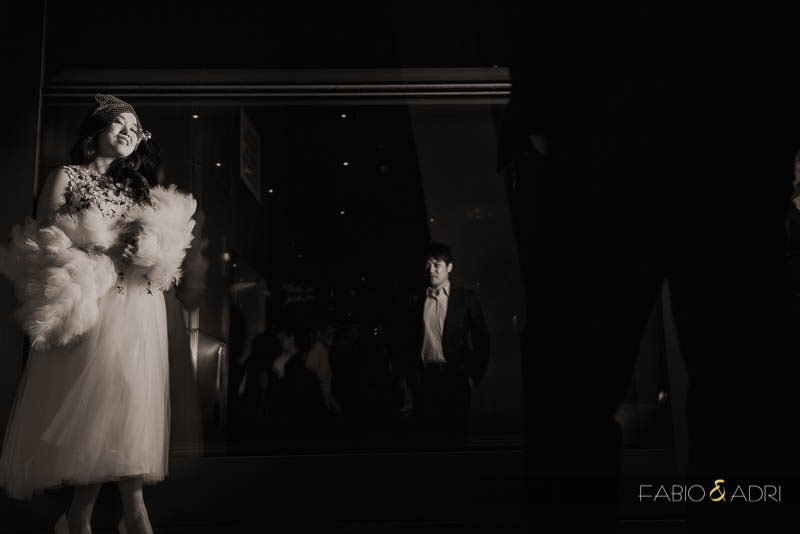 Fotos de casamento na Las Vegas Strip