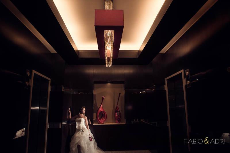 Golden Nugget Las Vegas Wedding Photographer
