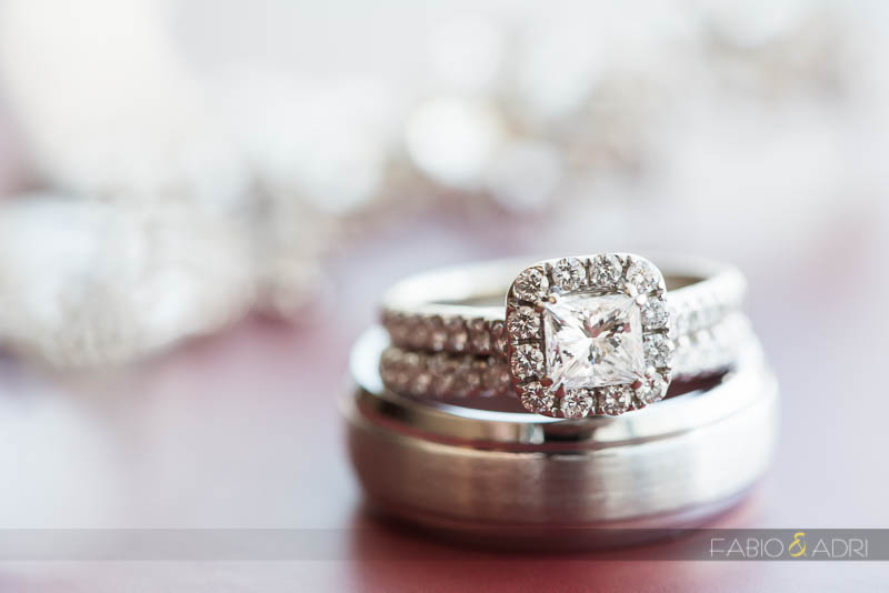 Las Vegas Country Club Wedding Photographer Ring