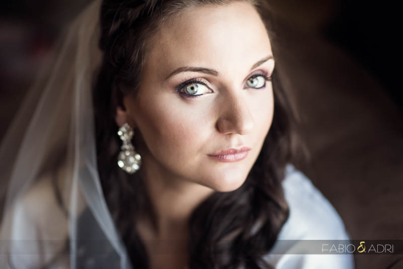Las Vegas Country Club Wedding Photographer Bride Portrait