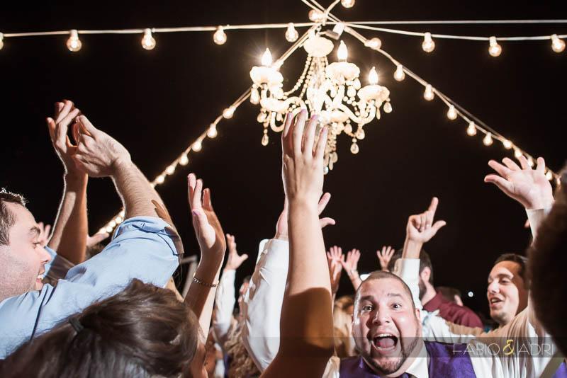 Las Vegas Country Club Wedding Photographer Reception Fun