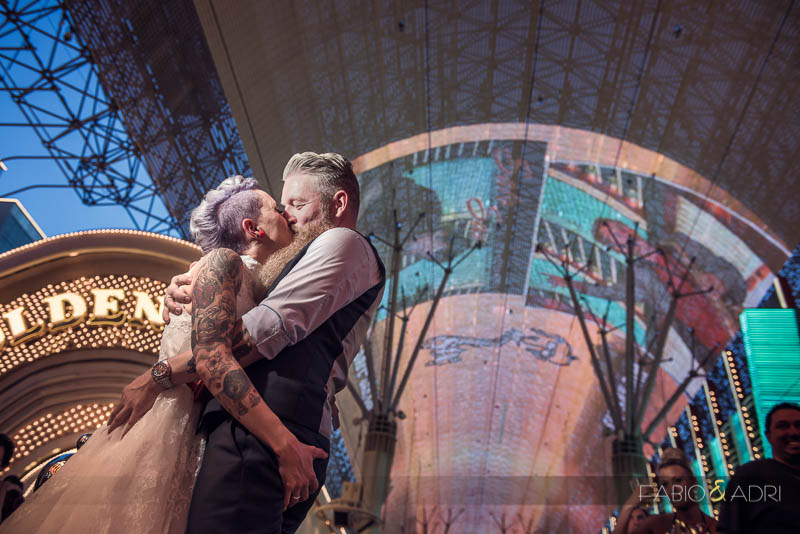 Rockabilly Wedding Photos Downtown Las Vegas Photographer
