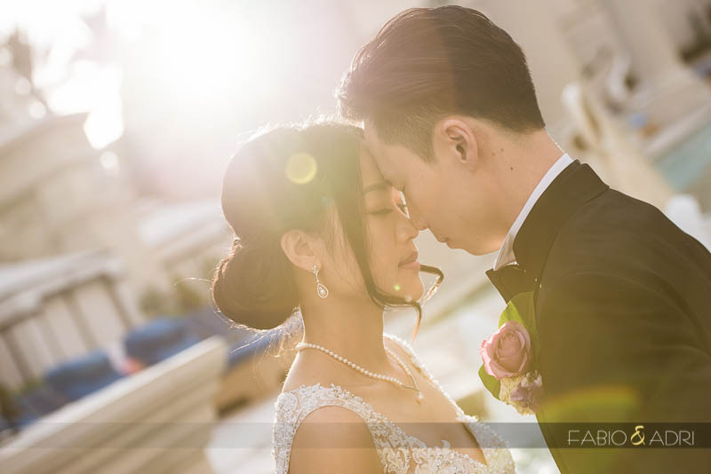 Caesars Palace Wedding Las Vegas Photographer