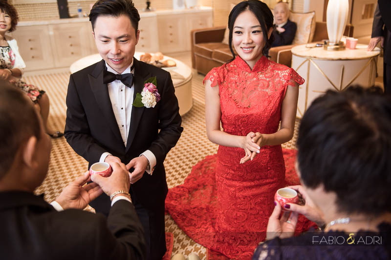 Tea Ceremony Las Vegas Wedding