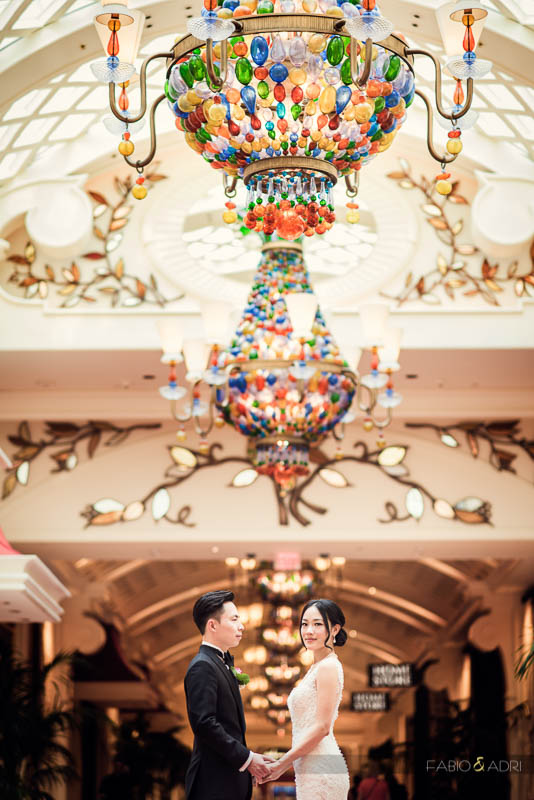 Las Vegas Contemporary Wedding Photographer