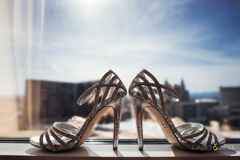 MGM Signature Wedding Preparation Shoes