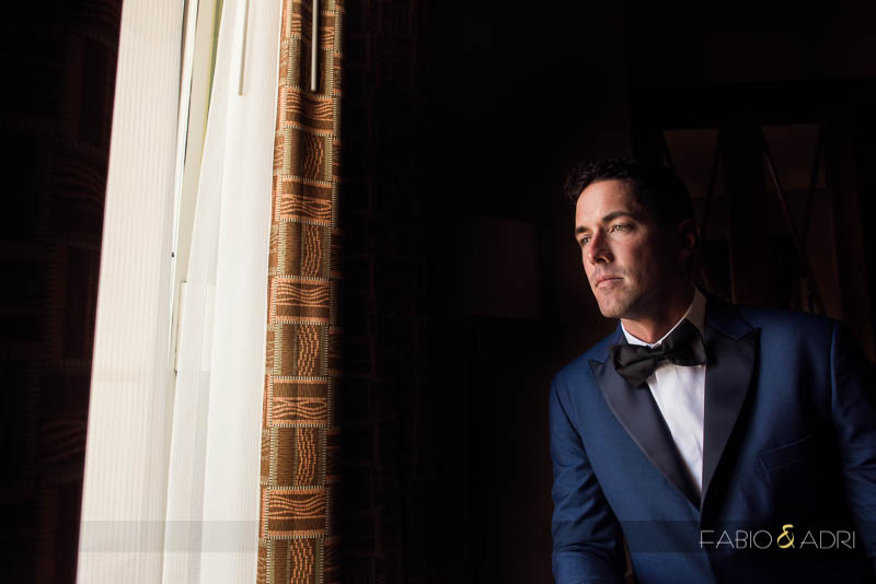 Groom portrait Las Vegas Wedding Photographer