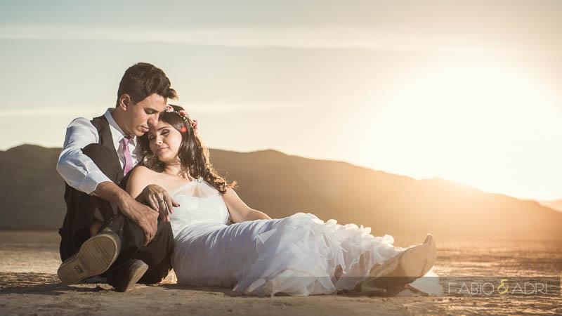 Las Vegas Desert Elopement Photographer