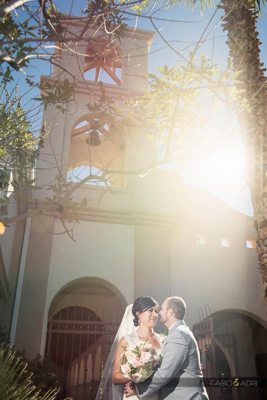 Saint Joseph Las Vegas Wedding Photo