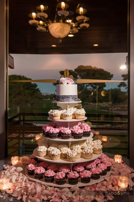 st  joseph church and the las vegas country club wedding