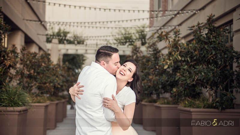 The Smith Center Las Vegas Engagement Photographer