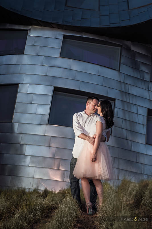 Lou Ruvo Las Vegas Brain center Engagement Session