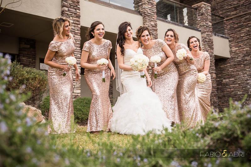 Bride Bridesmaids Laughing Dragon Ridge