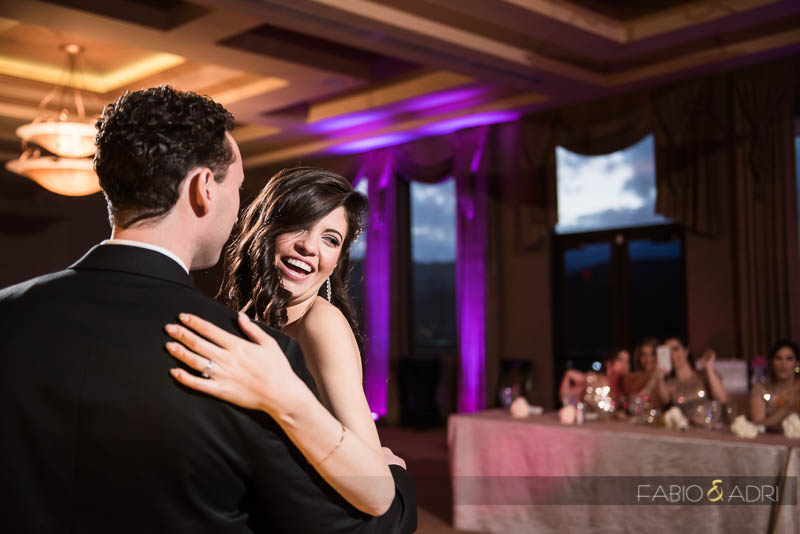 Dragon Ridge Las Vegas Wedding First Dance