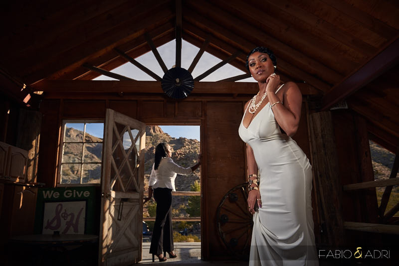 Fashion Engagement Photography Las Vegas