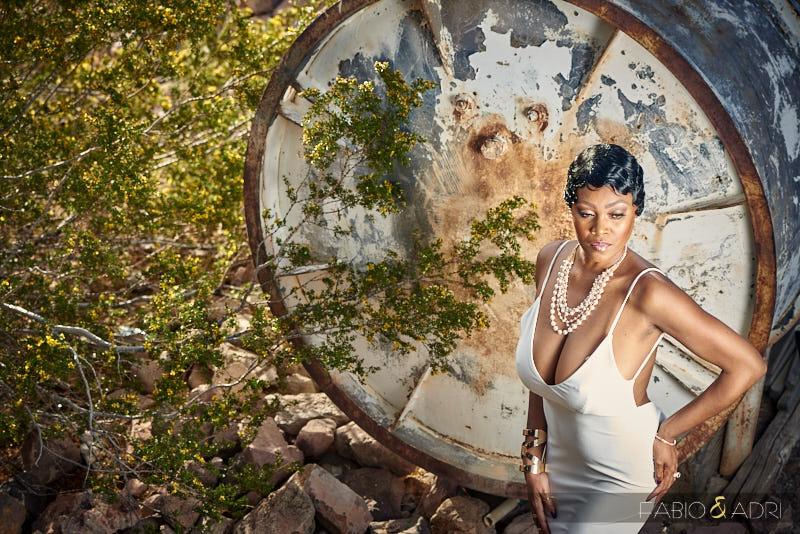 Fashion Engagement Photography Las Vegas