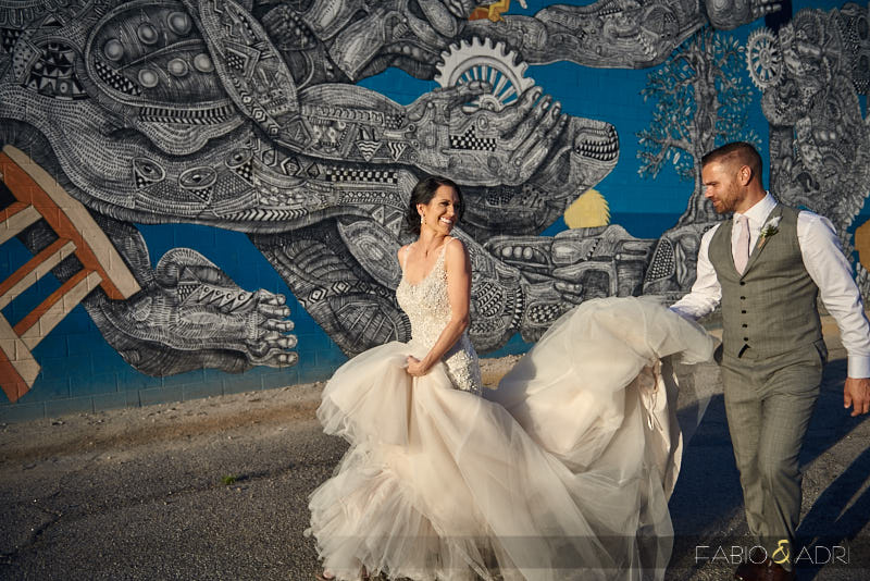 Fremont District East Wedding Photos