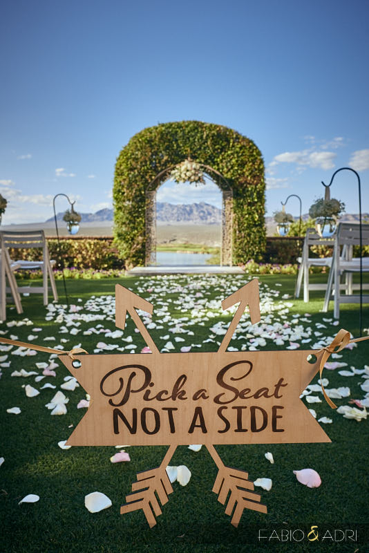 Las Vegas Paiute Ceremony Site for Weddings
