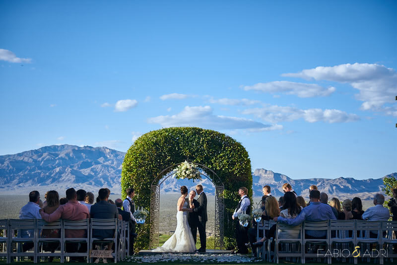 Las Vegas Paiute Wedding Ceremony