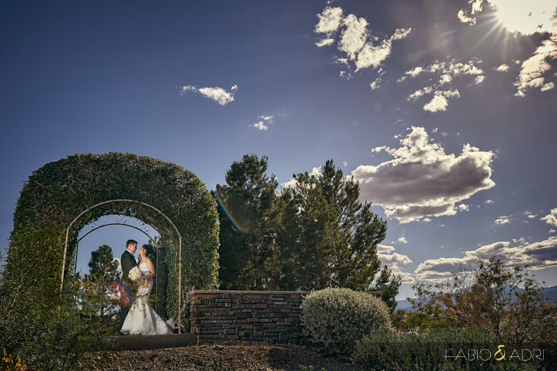 Las Vegas Paiute Wedding Photographer
