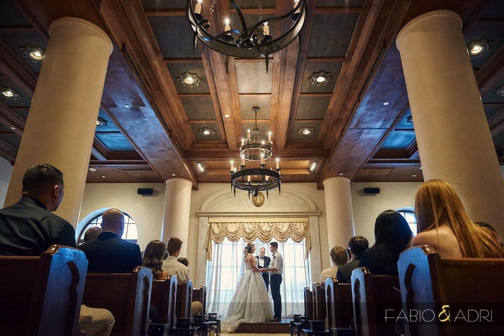 Hilton Lake Las Vegas Chapel Ceremony Capella Di Amore