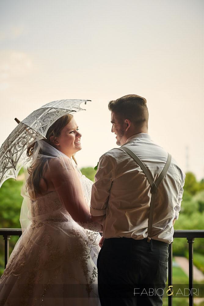 Hilton Lake Las Vegas Wedding
